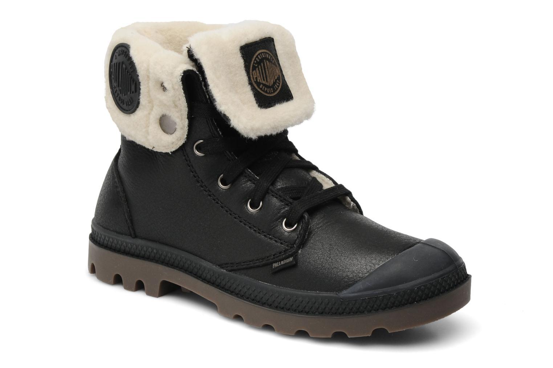 Stiefeletten & Boots Palladium Baggy ls w schwarz detaillierte ansicht/modell