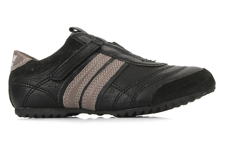 Sneakers Palladium P-L-D-M Racket kid cash Zwart achterkant