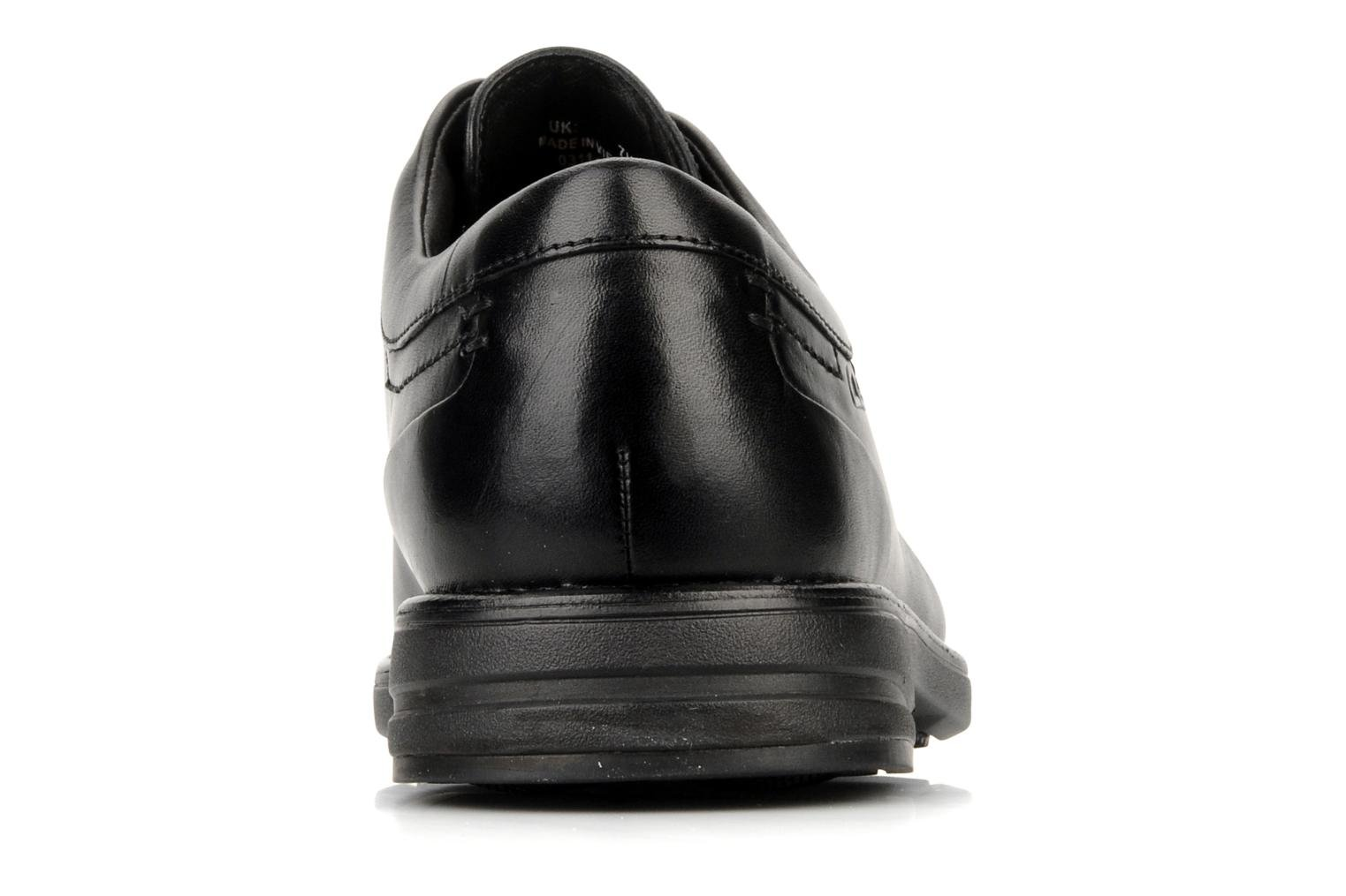 Carter air Black leather
