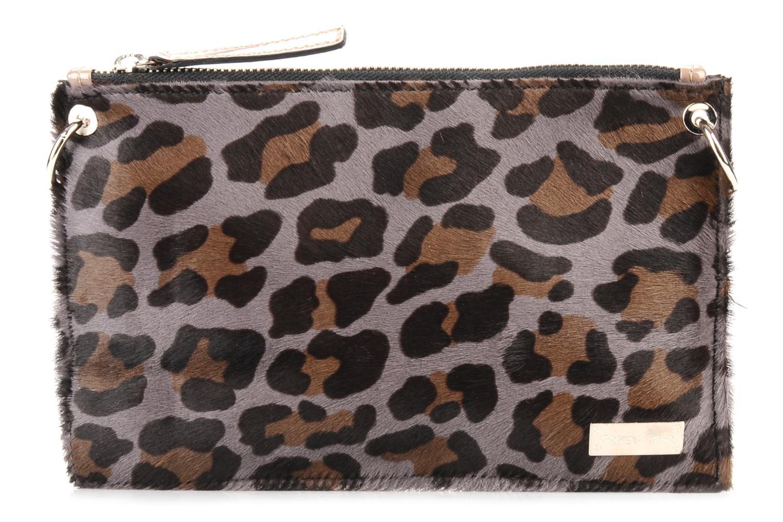 Clutch bags Georgia Rose Luna Brown detailed view/ Pair view
