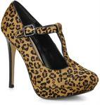 Leopard comb