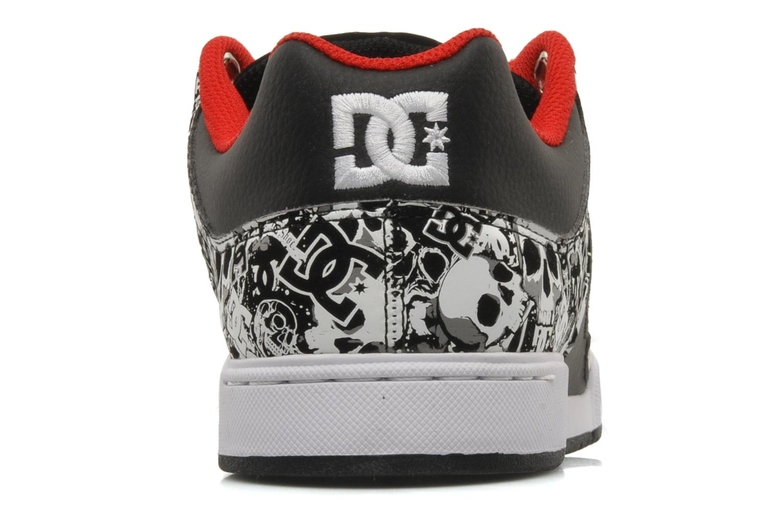 Sport shoes DC Shoes Turbo 2 k Multicolor view from the right
