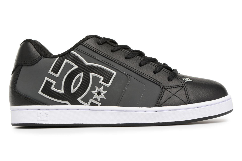 Zapatillas de deporte DC Shoes Net Negro vistra trasera