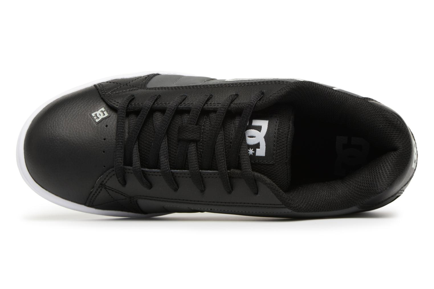 Sport shoes DC Shoes Net Black view from the left