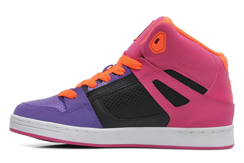 Chaussures de sport DC Shoes Rebound k Multicolore vue face