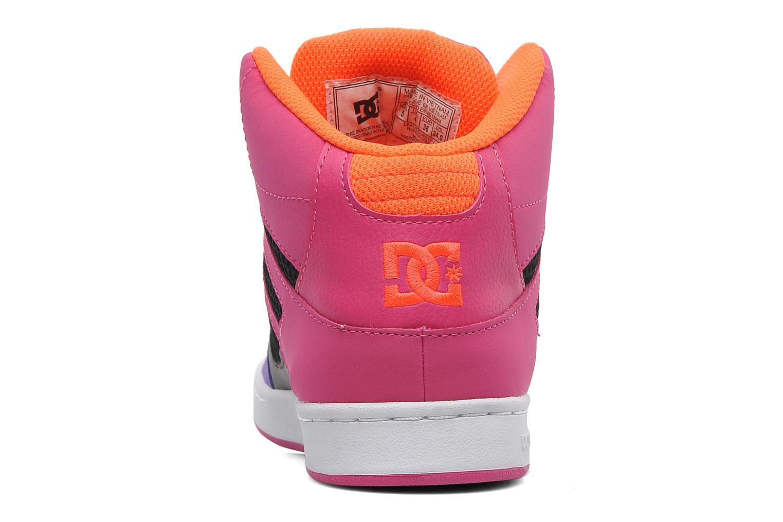 Chaussures de sport DC Shoes Rebound k Multicolore vue droite
