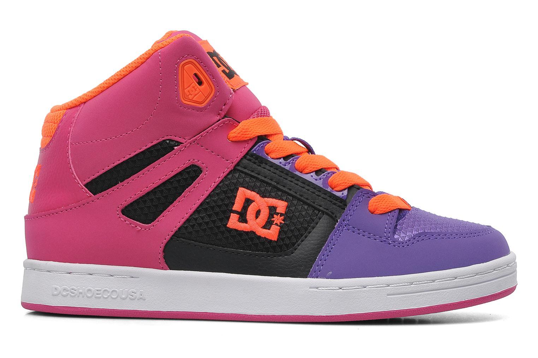 Chaussures de sport DC Shoes Rebound k Multicolore vue derrière