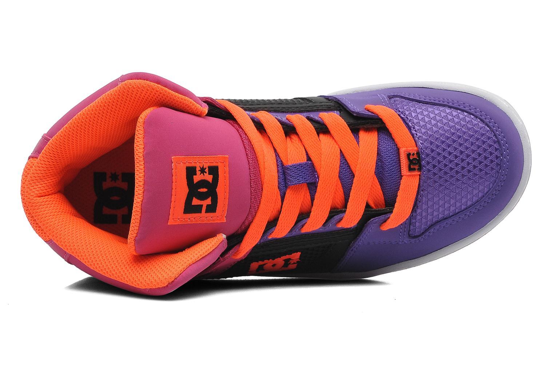 Chaussures de sport DC Shoes Rebound k Multicolore vue gauche
