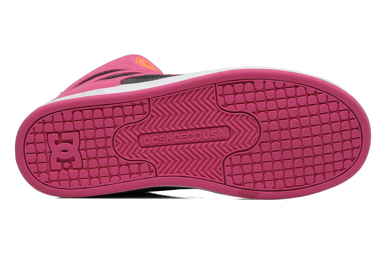Chaussures de sport DC Shoes Rebound k Multicolore vue haut