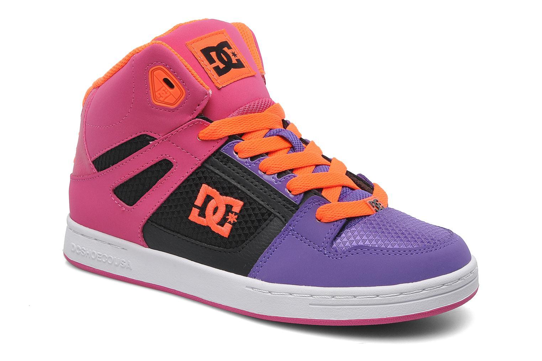 Chaussures de sport DC Shoes Rebound k Multicolore vue détail/paire