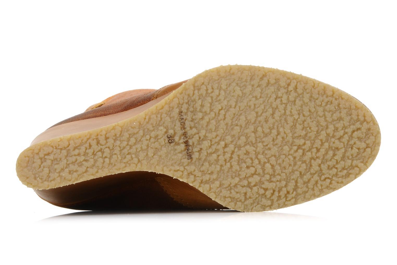 Stiefeletten & Boots Bertie Miguel braun 3 von 4 ansichten