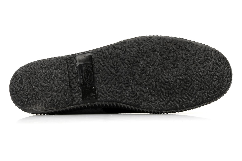 Sneaker Victoria Victoria bicolore m grau ansicht von oben