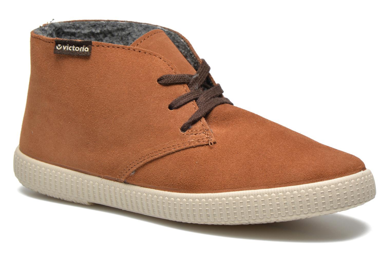 Sneaker Victoria Safari serraje W braun detaillierte ansicht/modell