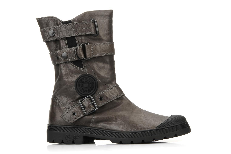 Bottines et boots Pataugas Aloe Gris vue derrière