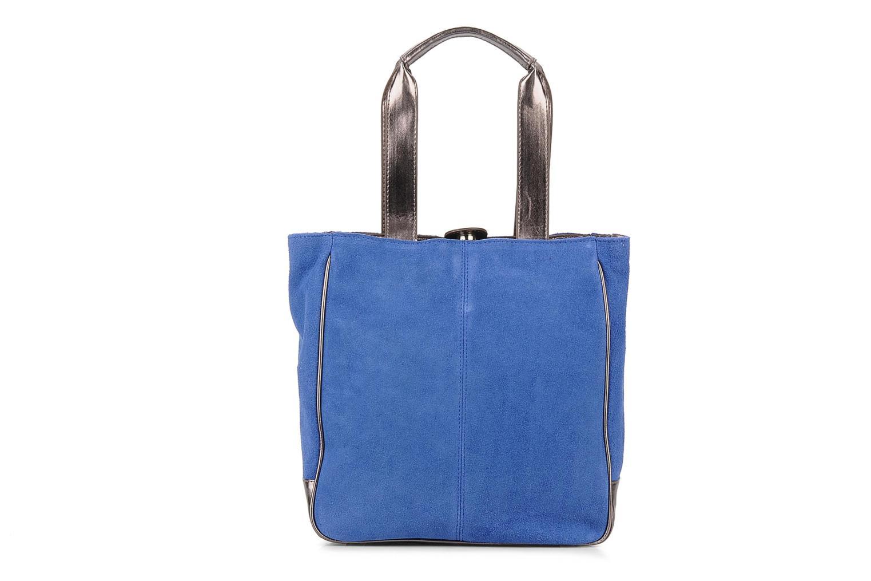 Handtaschen Georgia Rose Evening Cuir blau ansicht von vorne