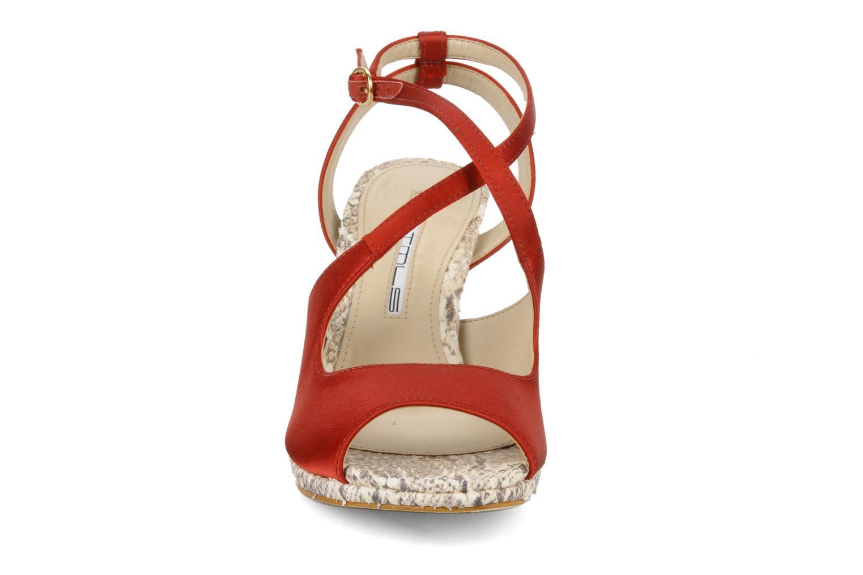 Sandaler Studio TMLS Galine Rød se skoene på