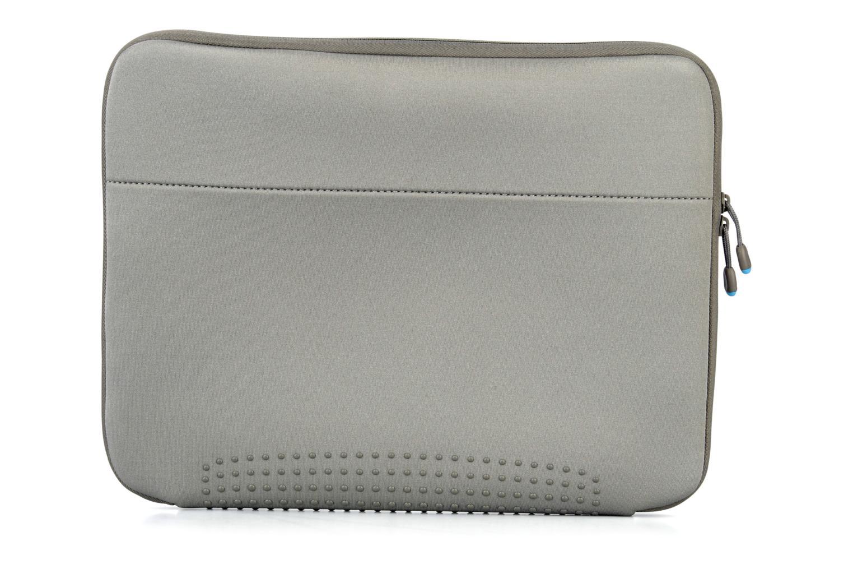 Kleine lederwaren Samsonite Aramon laptop sleeve 14,1 Grijs voorkant