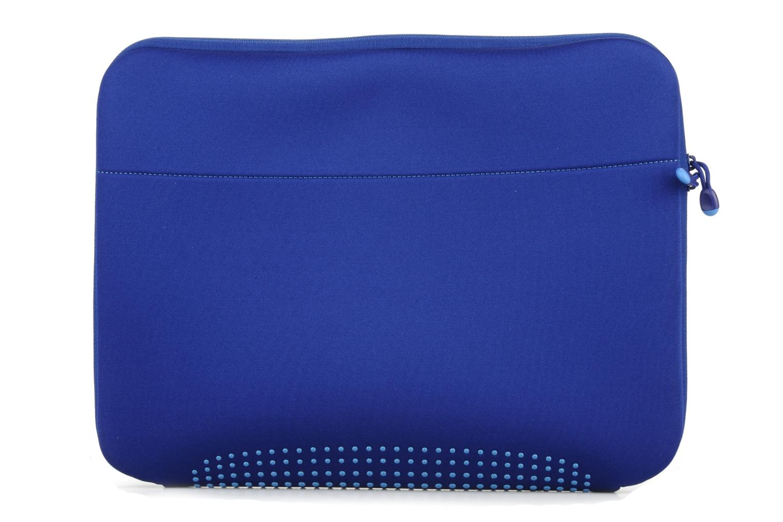 Petite Maroquinerie Samsonite Aramon laptop sleeve 15,6 Bleu vue face