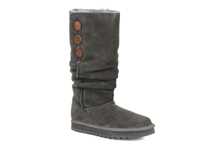 Støvler & gummistøvler Skechers Keepsakes br 47220 Grå detaljeret billede af skoene