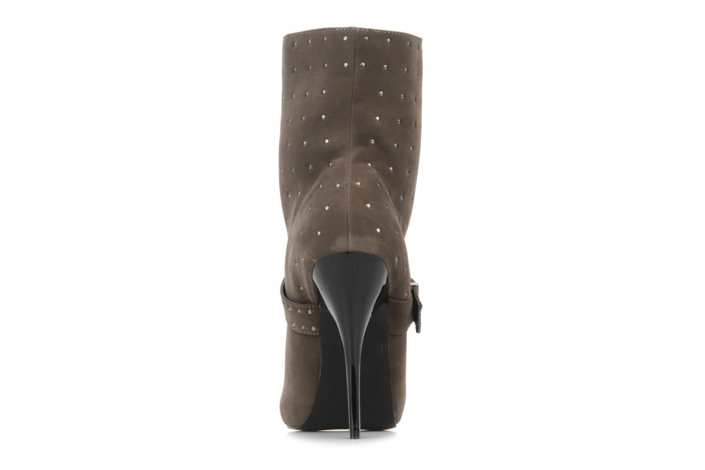 Stiefeletten & Boots Morgan Mael grau ansicht von rechts