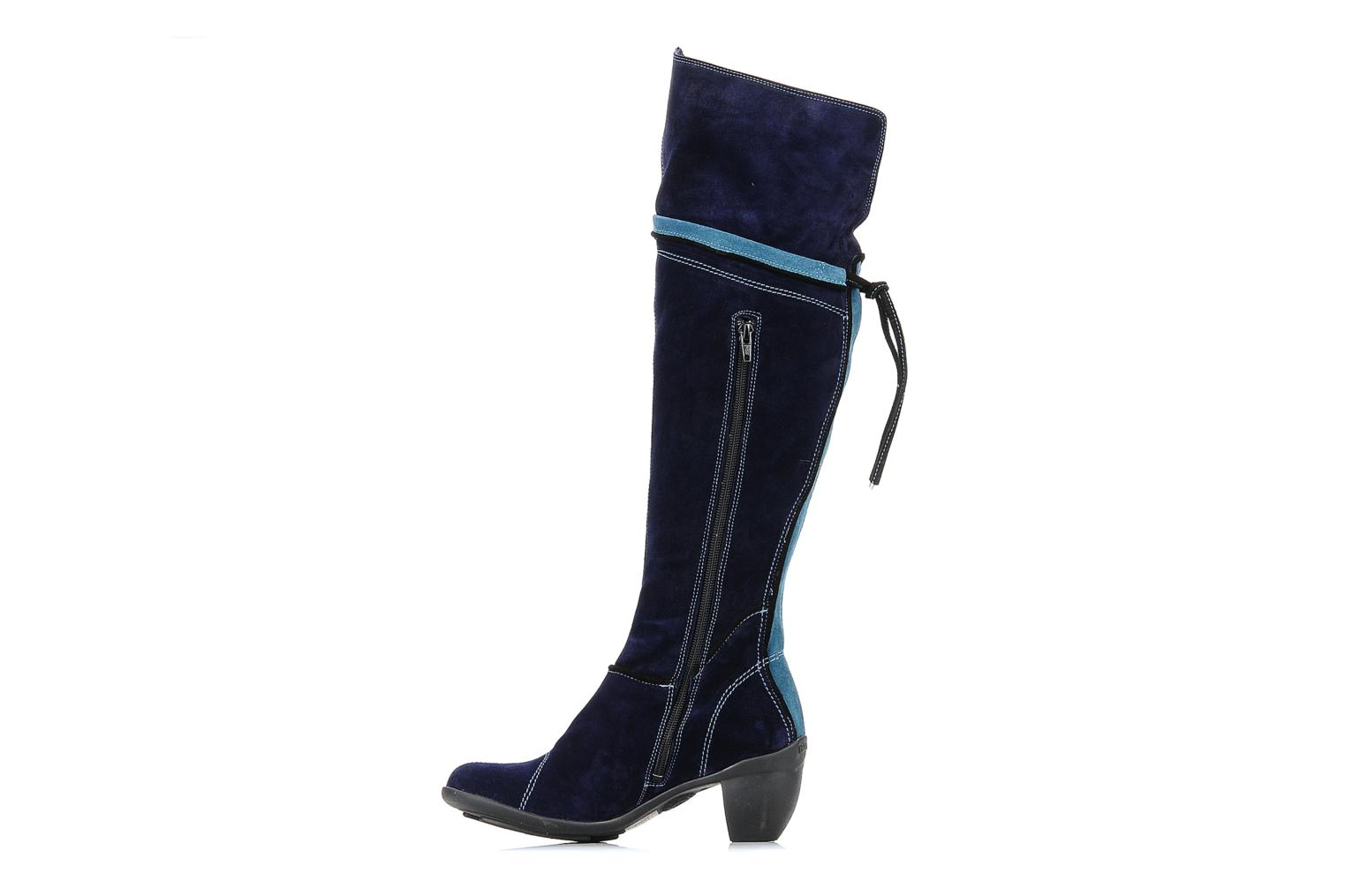 Boots & wellies Pataugas Flavour Blue front view