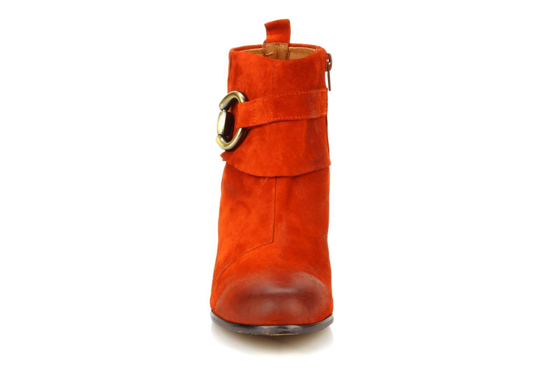 Boots en enkellaarsjes Jeffrey Campbell Cityslick Oranje model