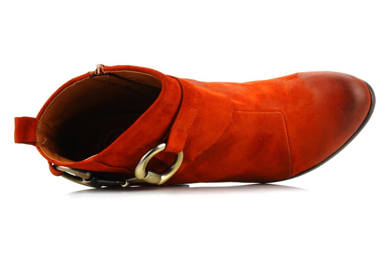 Boots en enkellaarsjes Jeffrey Campbell Cityslick Oranje links
