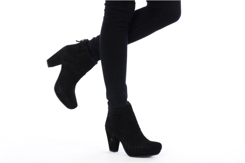 Bottines et boots Earthies Earthies jasko Noir vue bas / vue portée sac