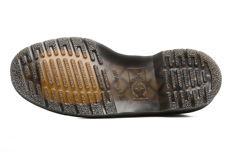 Chaussures à lacets Dr. Martens 1461 W Bordeaux vue haut