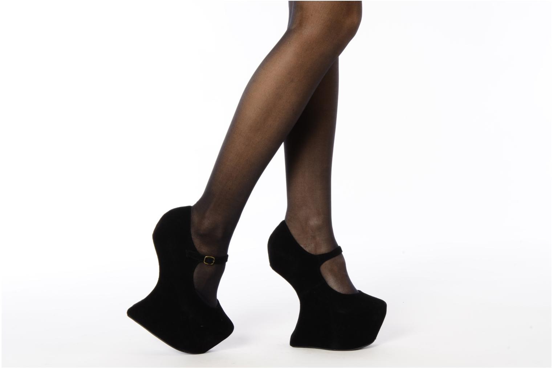 Nightwalk Black Suede