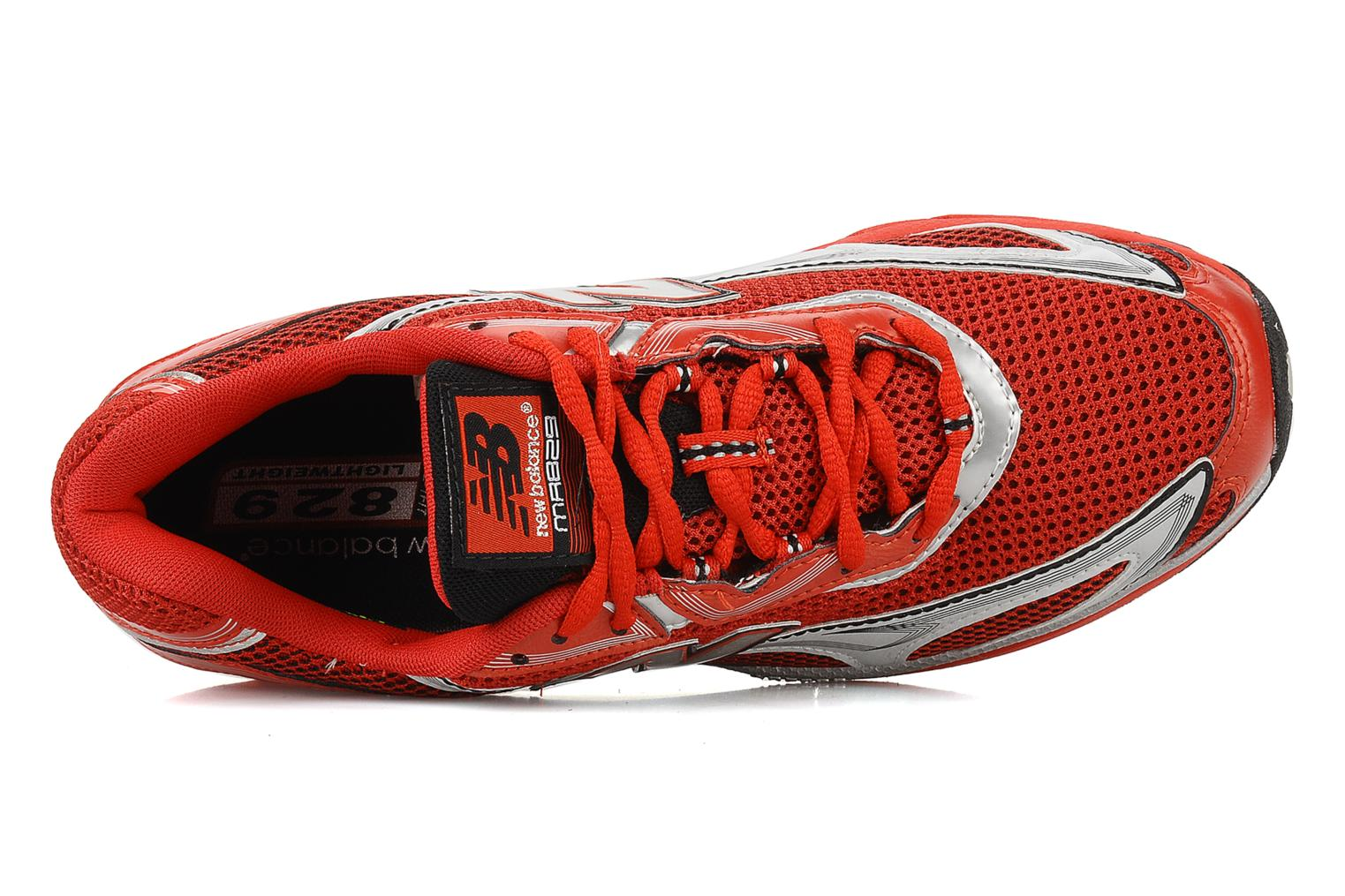 Sport shoes New Balance Mr829 Red view from the left
