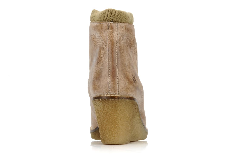Boots en enkellaarsjes Castaluna Mildred L Bruin rechts
