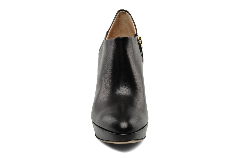 Bottines et boots Boss Black Naruki Noir vue portées chaussures