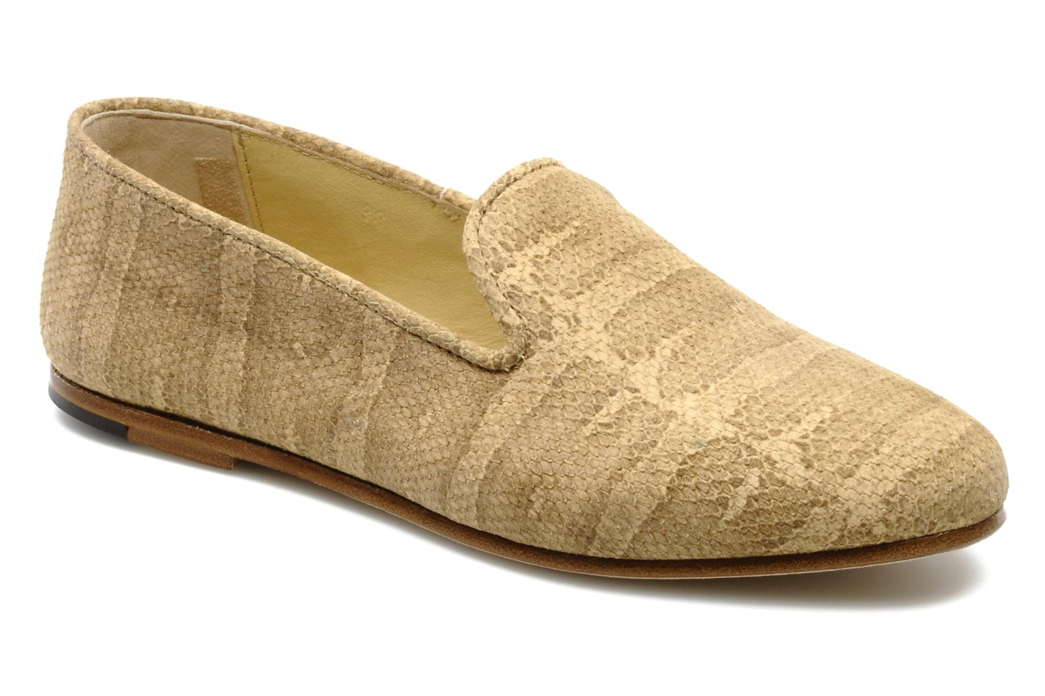 Mocasines Surface To Air Blade slipper Beige vista de detalle / par