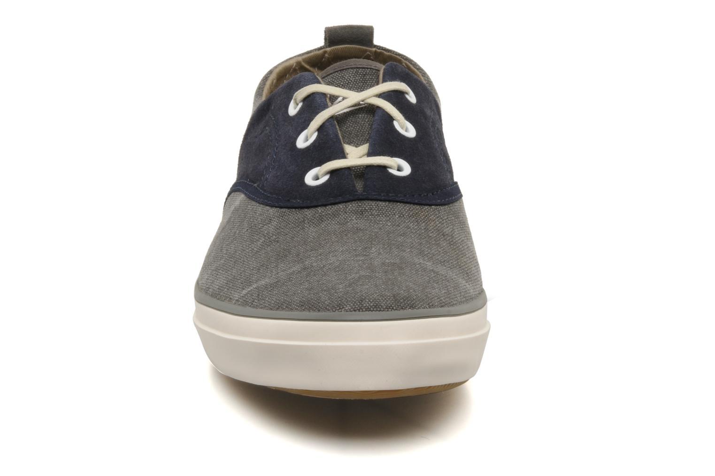 Sneaker G-Star Stun Oxford blau schuhe getragen