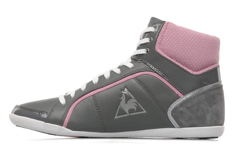 Sneakers Le Coq Sportif Victoire lea dots W Grigio immagine frontale