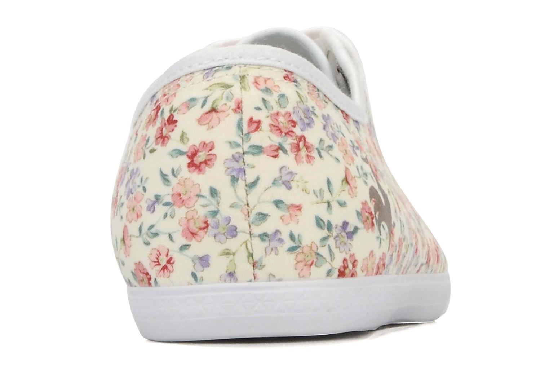 Deauville lp flowers W White