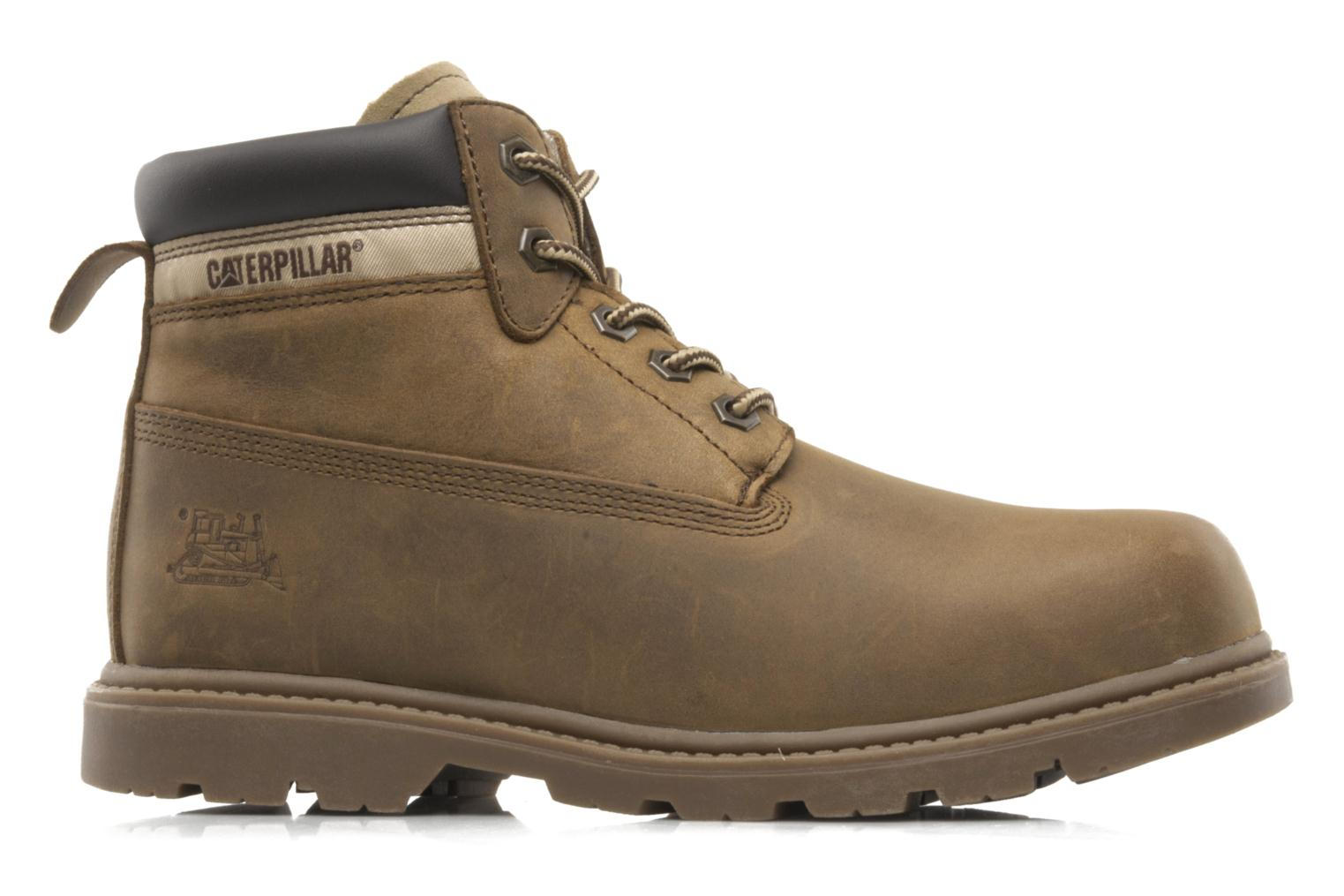 Bottines et boots Caterpillar Colorado Plus Marron vue derrière