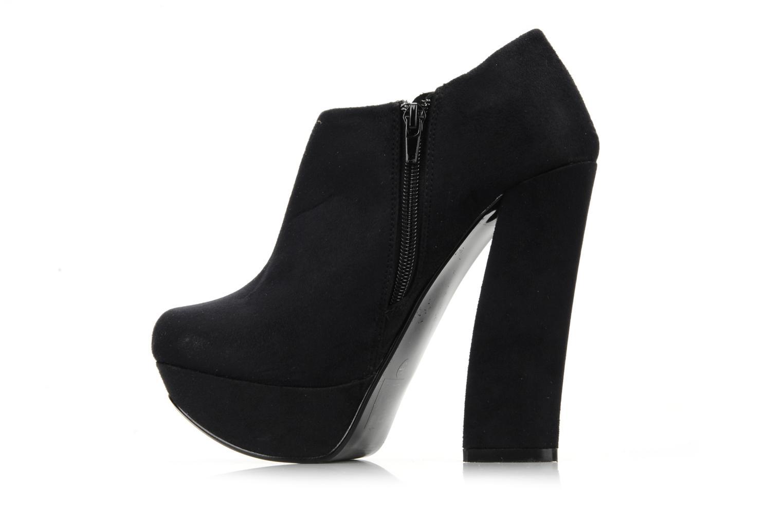 Stivaletti e tronchetti I Love Shoes Ray Nero immagine frontale