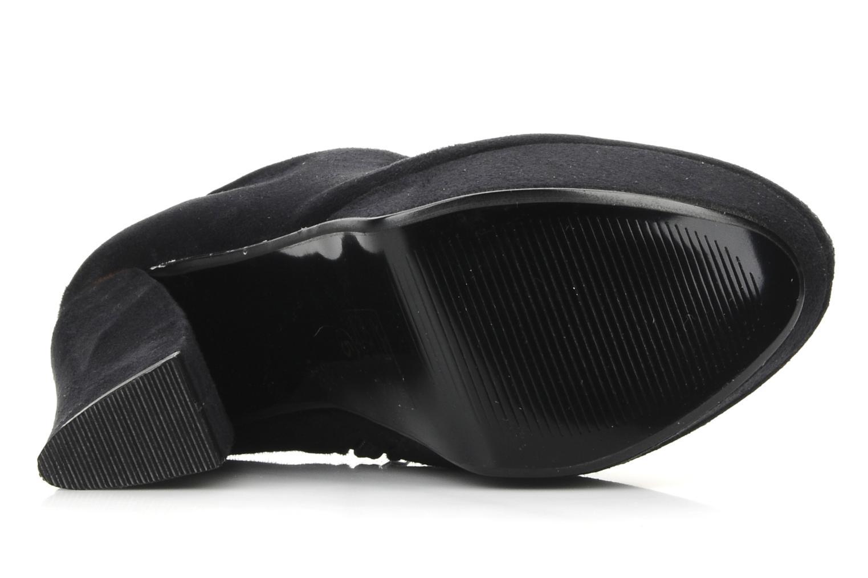 Stivaletti e tronchetti I Love Shoes Ray Nero immagine dall'alto