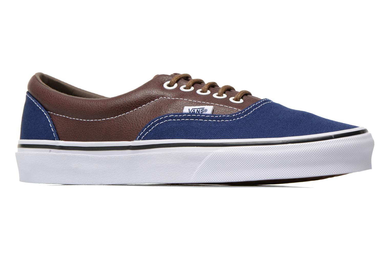 Sneaker Vans Era braun ansicht von hinten