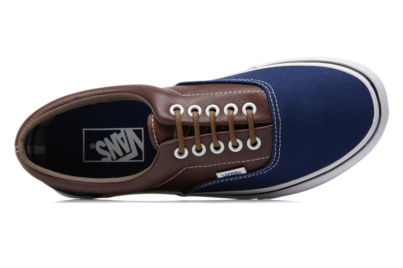 Baskets Vans Era Marron vue gauche