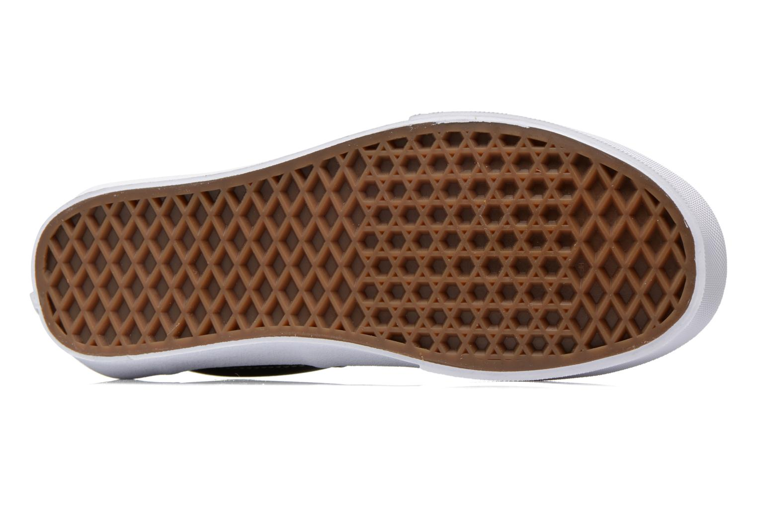 Trainers Vans Era Brown view from above