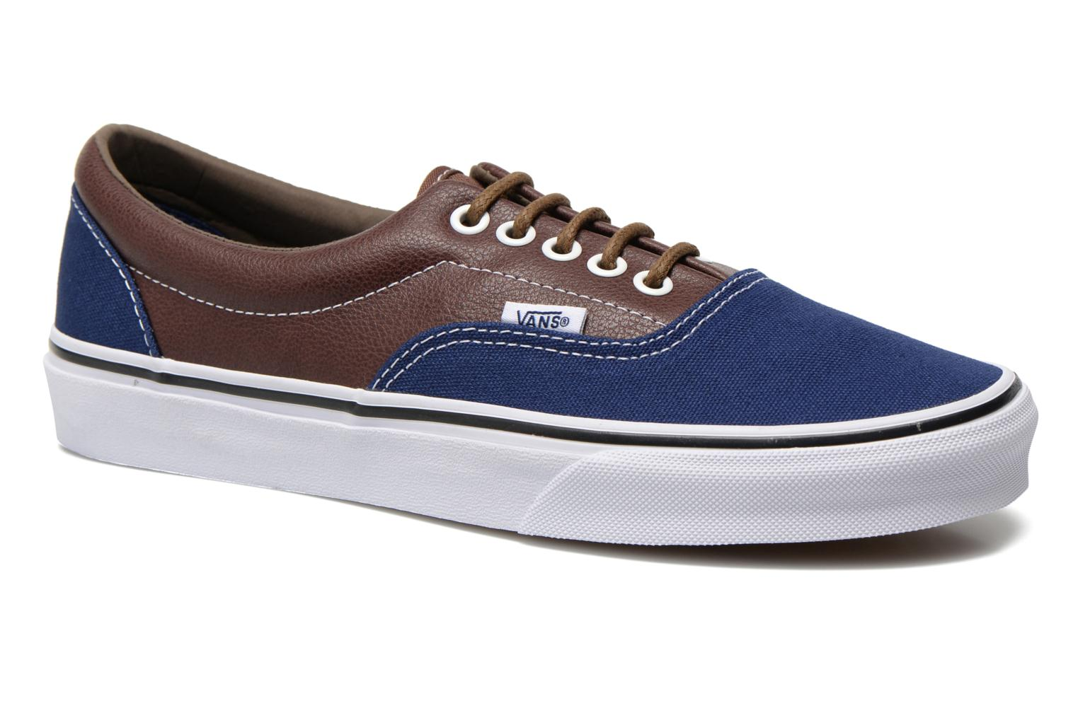 Baskets Vans Era Marron vue détail/paire