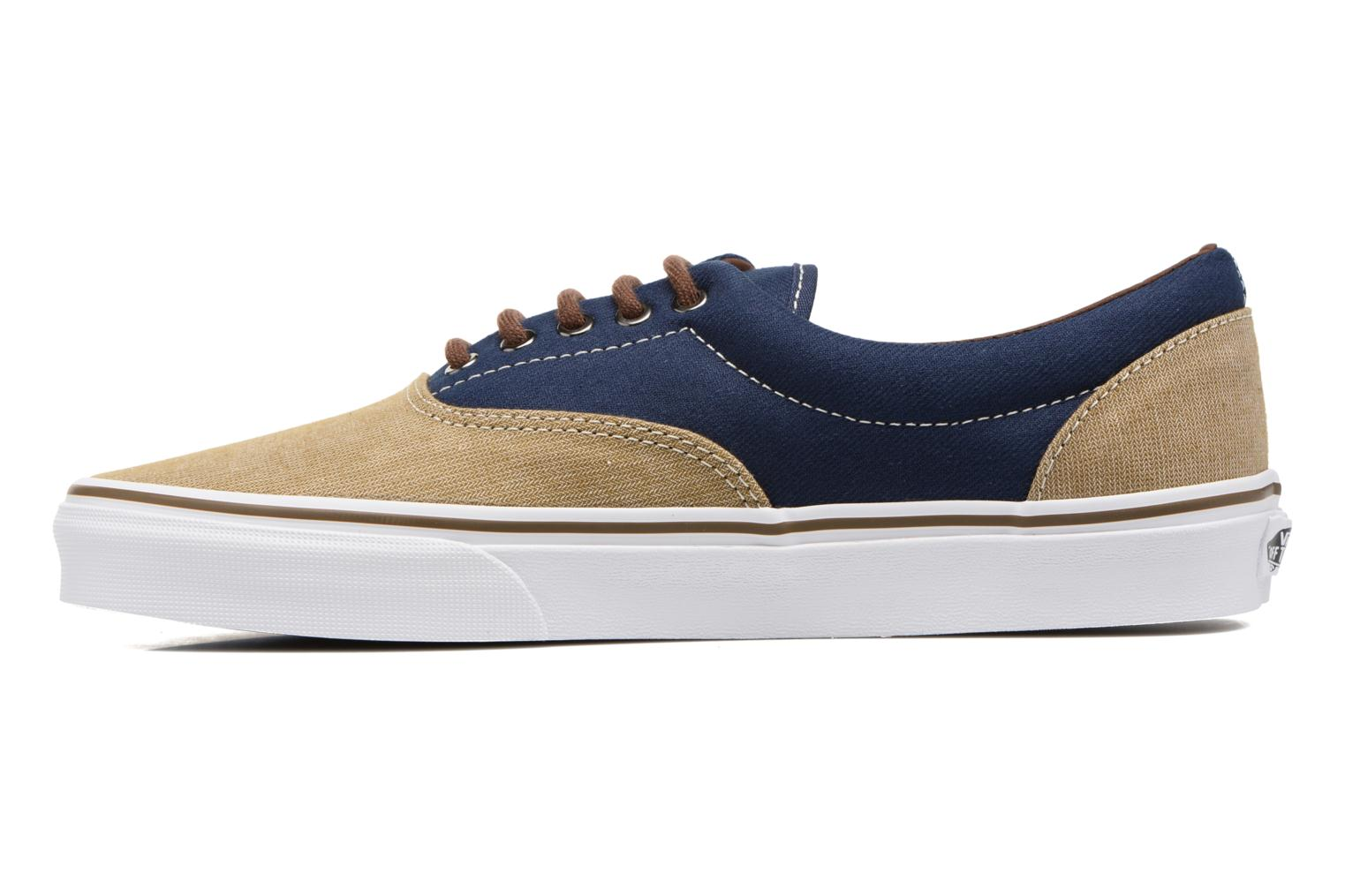 Baskets Vans Era Bleu vue face