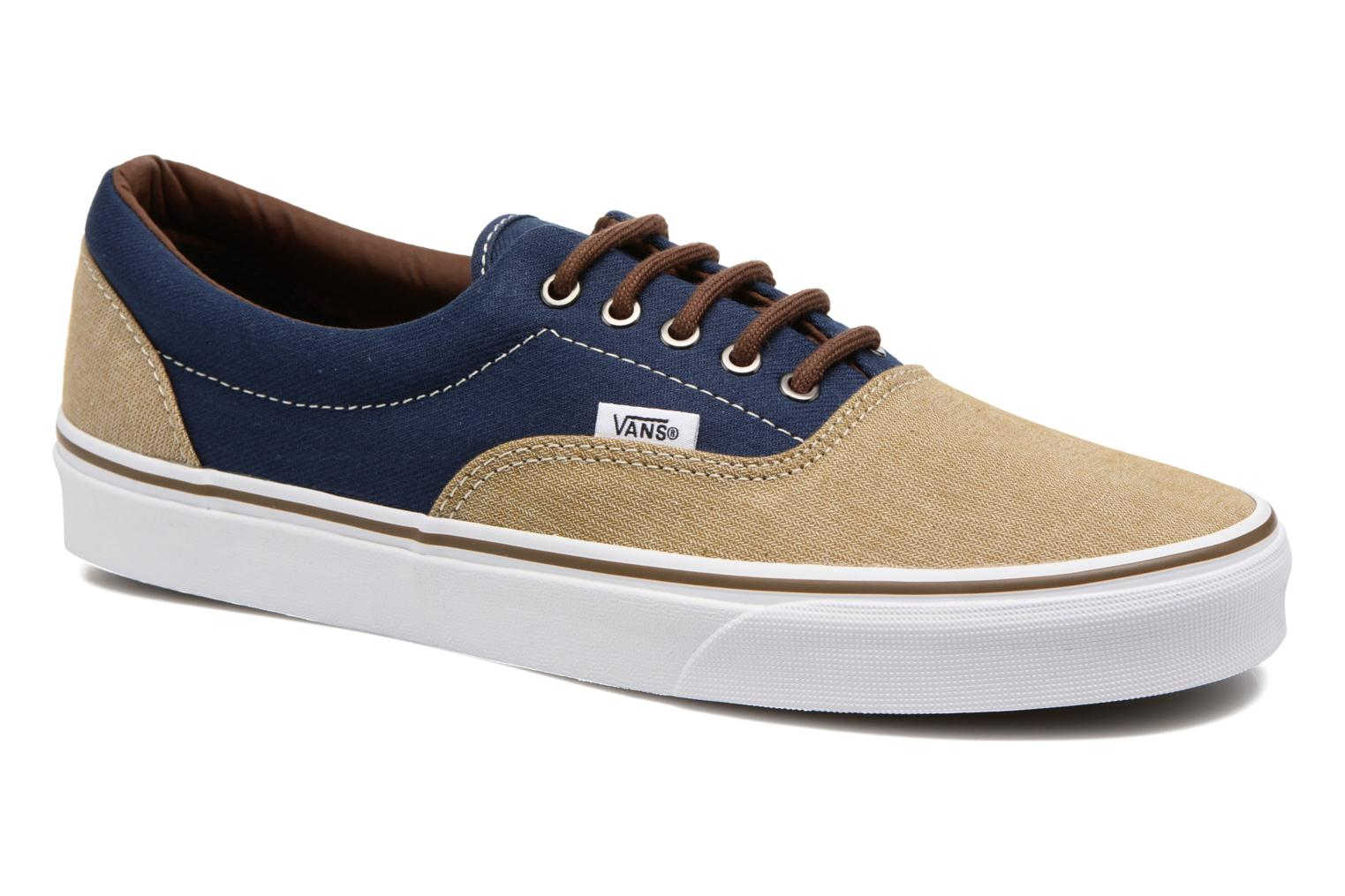 Trainers Vans Era Blue detailed view/ Pair view