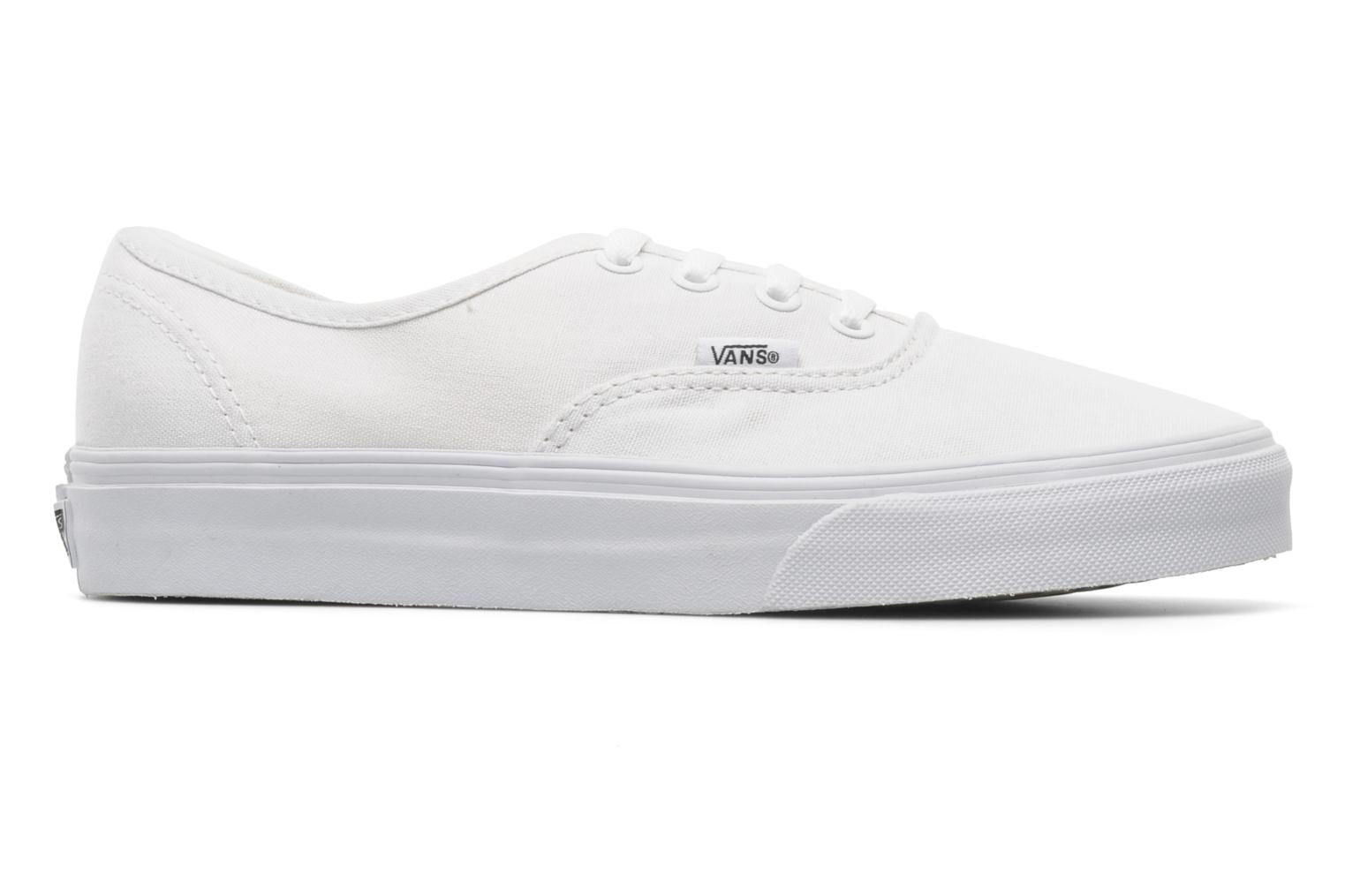 Sneakers Vans Authentic w Wit achterkant