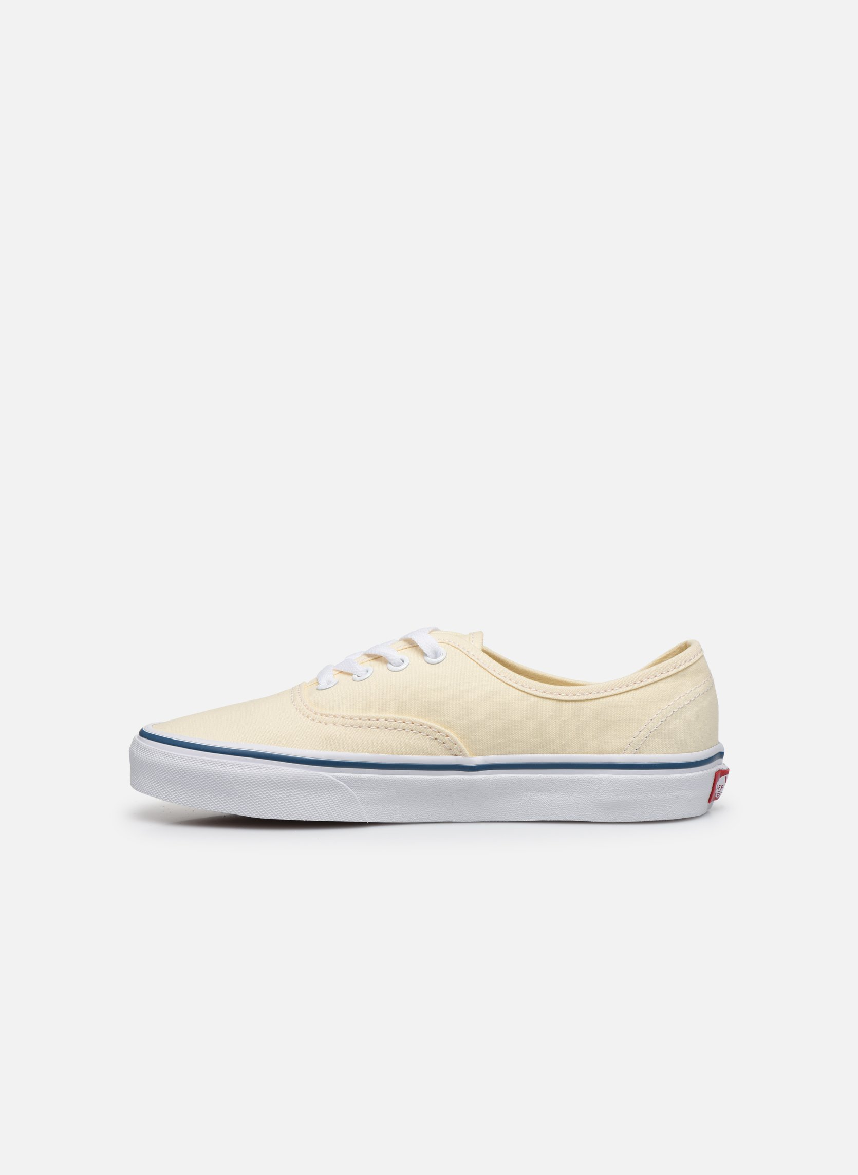 Authentic w White