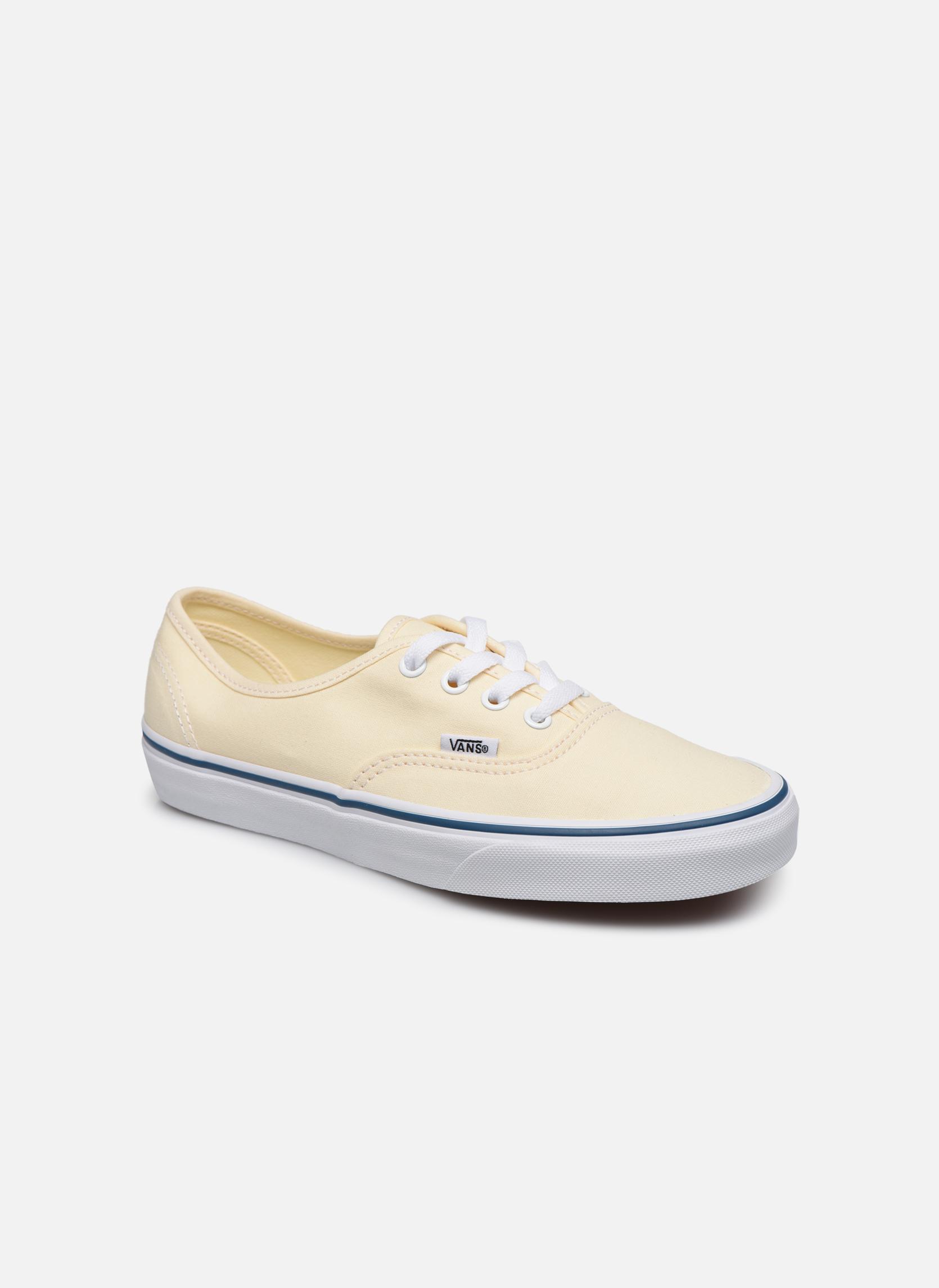 Sneakers Vans Authentic w Beige vedi dettaglio/paio