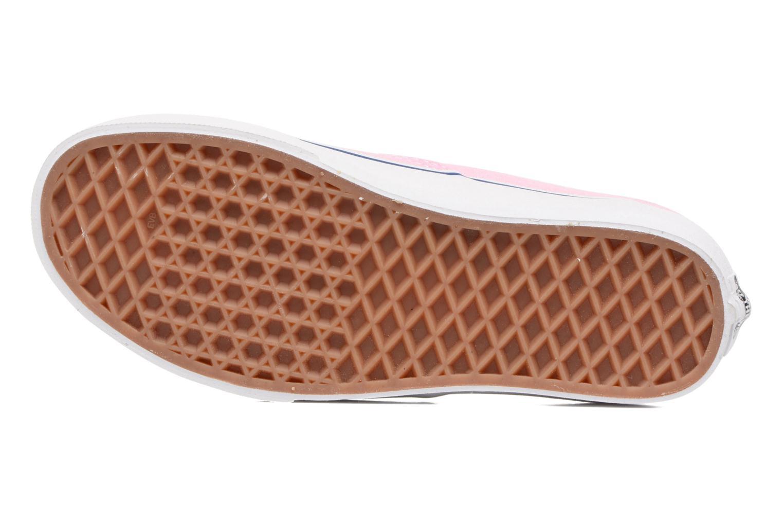 Sneaker Vans Authentic w rosa ansicht von oben